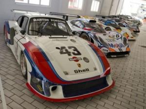 İnanılmaz Porsche koleksiyonu