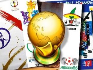 Dünden bugüne dünya kupası logoları