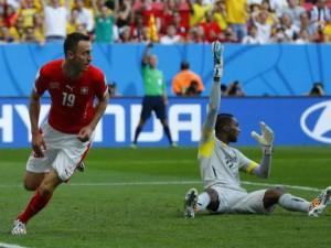Maç bitti derken İSviçre kazandı