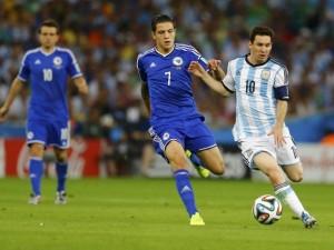 Arjantin - Bosna Hersek maçı