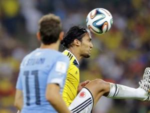 Uruguay Koombiya'ya diş geçiremedi
