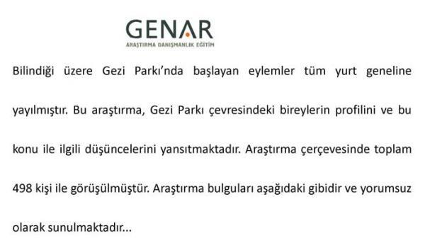 Gezi Parkı eylemcilere kime oy verir? 1