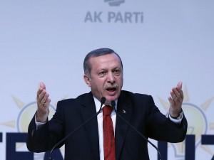Başbakan Erdoğan konuştu, onlar ağladı