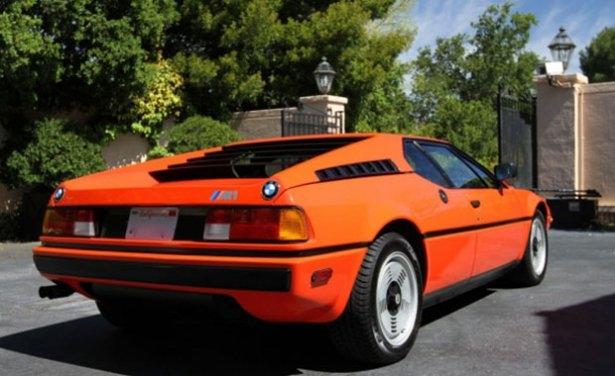 Efsane BMW M1 geri mi geliyor? 1
