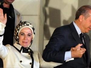 Yeni first lady Emine Erdoğan'ın hikayesi