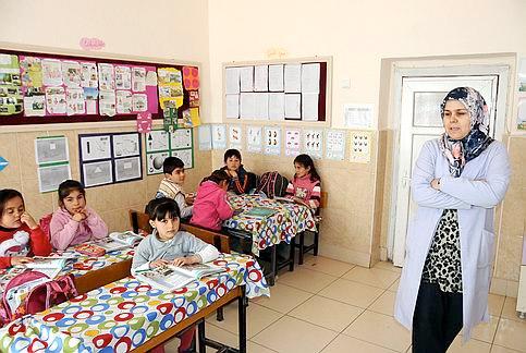 Doğu'yu tercih eden öğretmen yaşadı! 5