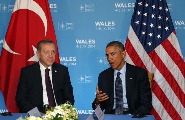 Erdoğan, Obama ile bir araya geldi 1