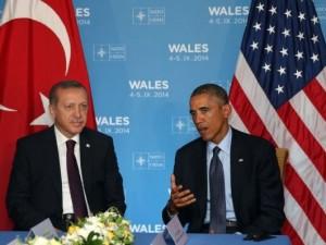Erdoğan, Obama ile bir araya geldi