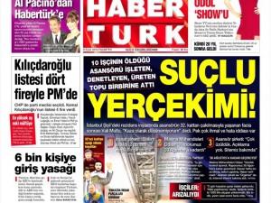 8 Eylül gazete manşetleri