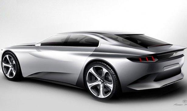 Peugeot EXALT vitrine çıktı 1