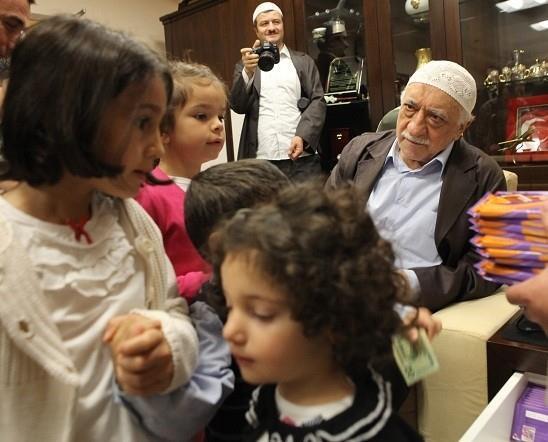 Reuters Fethullah Gülen'in evini görüntüledi! 10