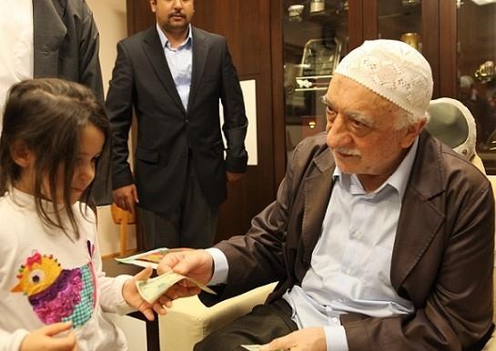 Reuters Fethullah Gülen'in evini görüntüledi! 12