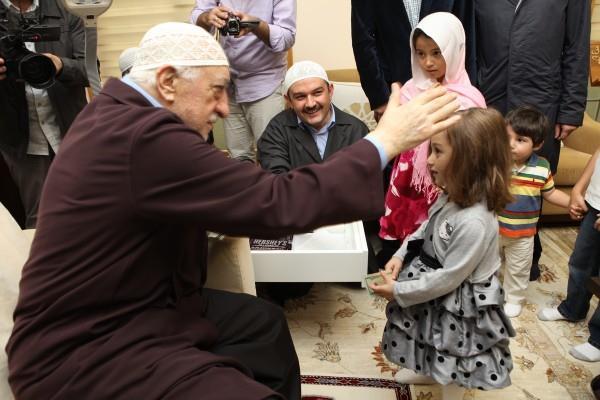 Reuters Fethullah Gülen'in evini görüntüledi! 13