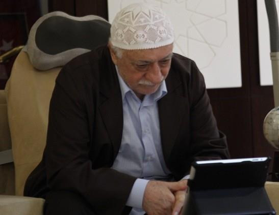 Reuters Fethullah Gülen'in evini görüntüledi! 15