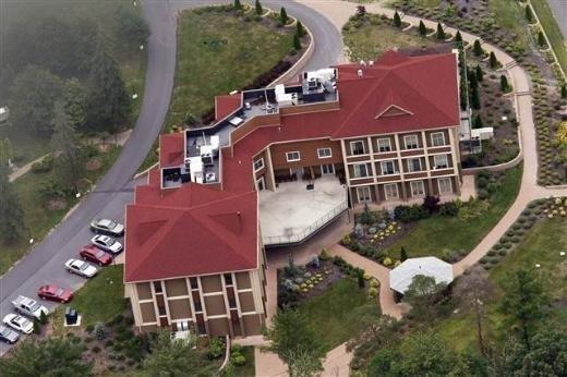 Reuters Fethullah Gülen'in evini görüntüledi! 2