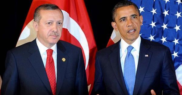 Erdoğan ve Obama arasındaki 34 fark 1