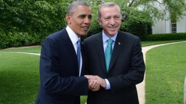 Erdoğan ve Obama arasındaki 34 fark 11