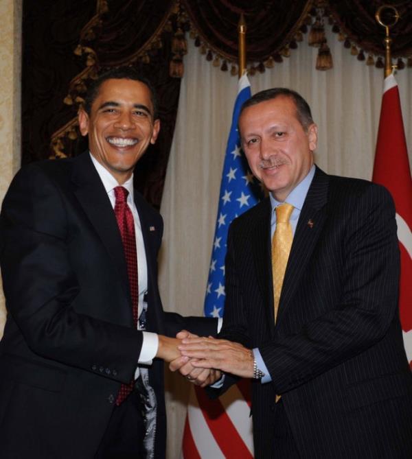 Erdoğan ve Obama arasındaki 34 fark 12