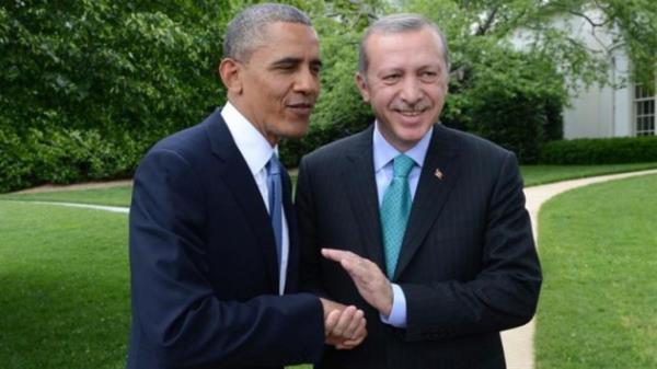 Erdoğan ve Obama arasındaki 34 fark 13