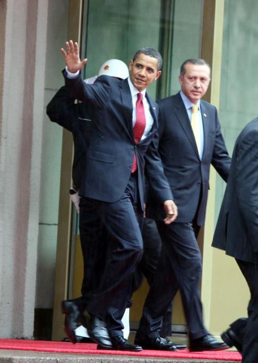 Erdoğan ve Obama arasındaki 34 fark 14