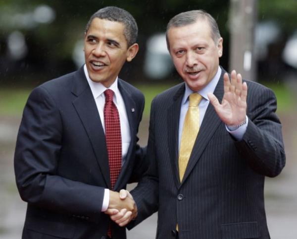 Erdoğan ve Obama arasındaki 34 fark 16