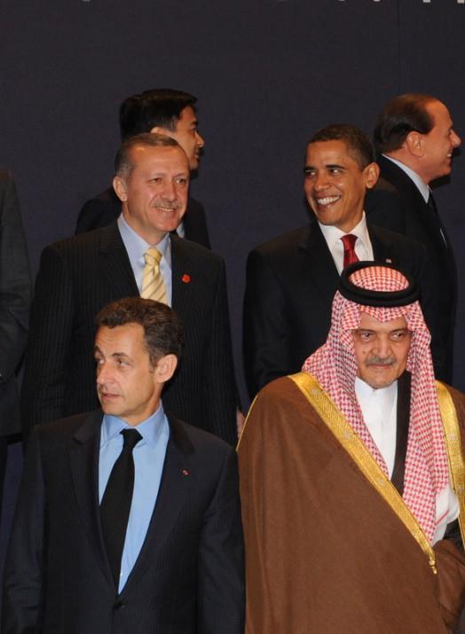 Erdoğan ve Obama arasındaki 34 fark 18
