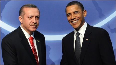 Erdoğan ve Obama arasındaki 34 fark 2