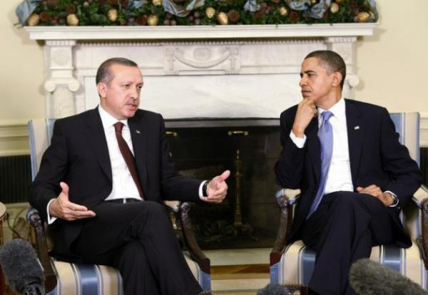Erdoğan ve Obama arasındaki 34 fark 20
