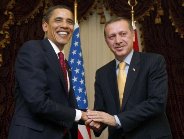 Erdoğan ve Obama arasındaki 34 fark 21