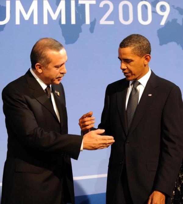 Erdoğan ve Obama arasındaki 34 fark 22