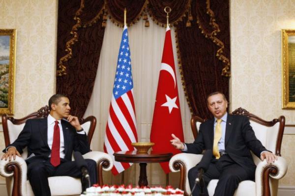 Erdoğan ve Obama arasındaki 34 fark 25