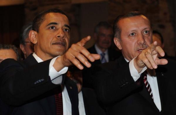 Erdoğan ve Obama arasındaki 34 fark 26