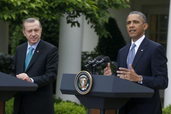 Erdoğan ve Obama arasındaki 34 fark 27