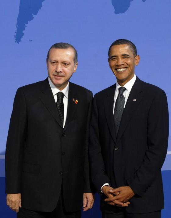 Erdoğan ve Obama arasındaki 34 fark 29