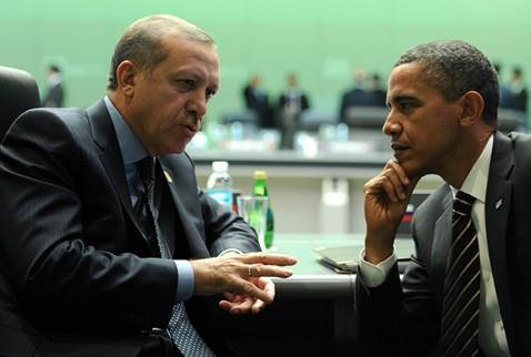 Erdoğan ve Obama arasındaki 34 fark 31