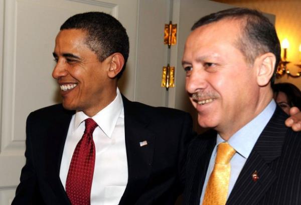 Erdoğan ve Obama arasındaki 34 fark 32