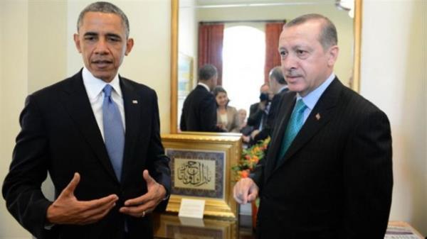 Erdoğan ve Obama arasındaki 34 fark 34