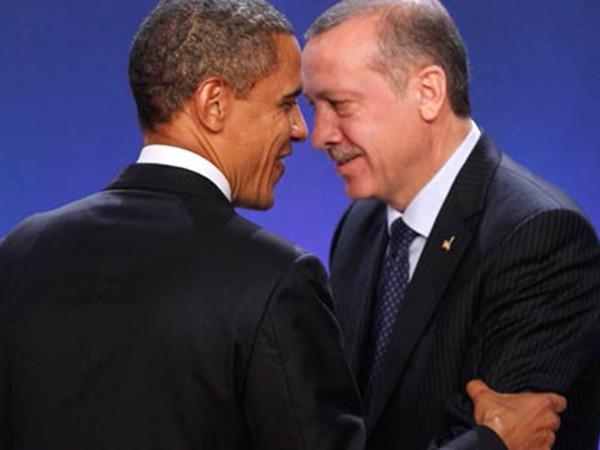 Erdoğan ve Obama arasındaki 34 fark 36