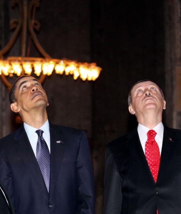 Erdoğan ve Obama arasındaki 34 fark 6