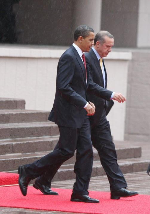Erdoğan ve Obama arasındaki 34 fark 7