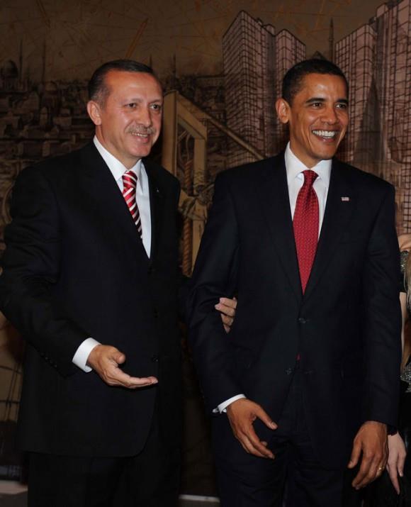 Erdoğan ve Obama arasındaki 34 fark 8