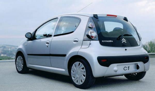 En az yakıt tüketen otomobil hangisi? 39