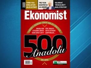 Anadolu'nun en büyük 50 şirketi