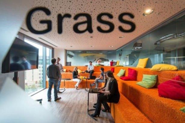Google'ın Dublin'deki ofisine içeriden bakın 11