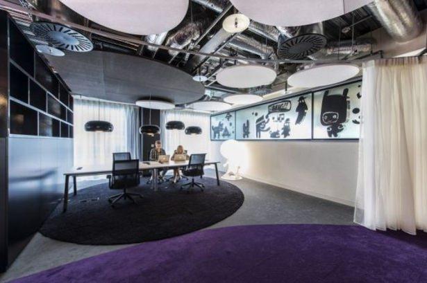Google'ın Dublin'deki ofisine içeriden bakın 12