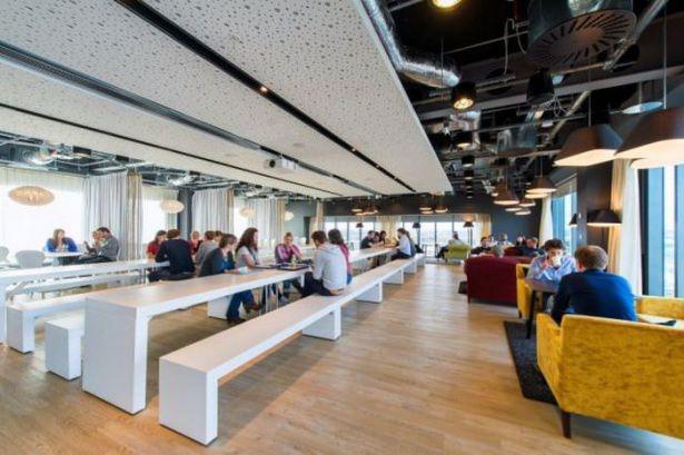 Google'ın Dublin'deki ofisine içeriden bakın 13