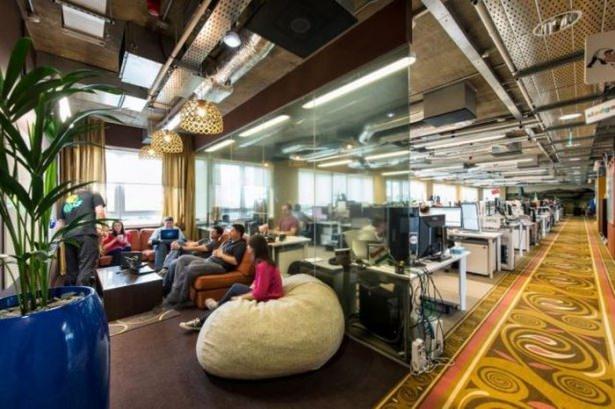 Google'ın Dublin'deki ofisine içeriden bakın 14