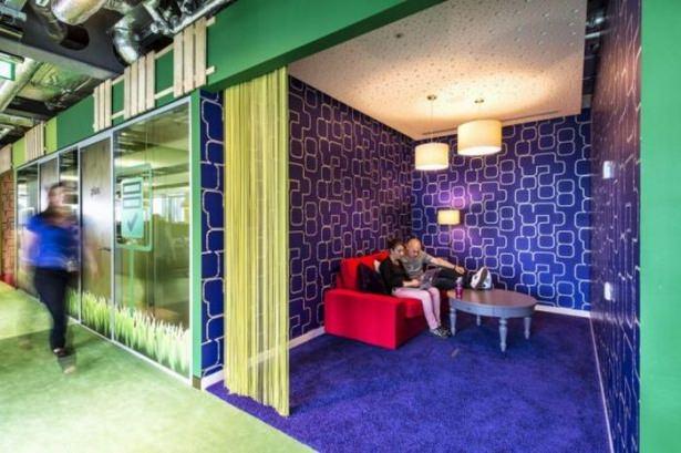 Google'ın Dublin'deki ofisine içeriden bakın 15
