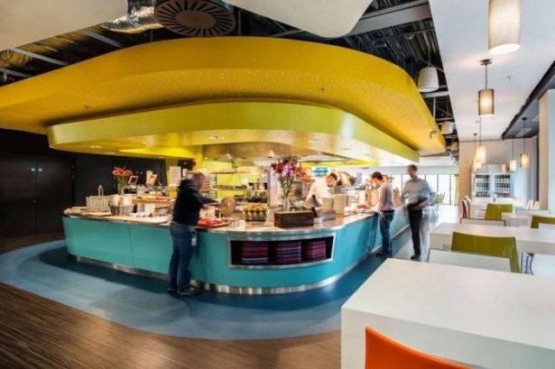 Google'ın Dublin'deki ofisine içeriden bakın 20