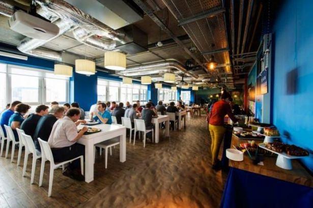 Google'ın Dublin'deki ofisine içeriden bakın 22